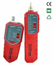 Wire Tracer Network BNC Tone Generator Probe Kit Cable Test Wire Tracker NF168