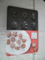 "Martha Stewart Holiday Cookie Pan New Sweet Treats Cookware Gift 16""x11.25"""
