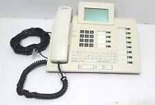 Siemens Optiset E memory Systemtelefon S30817 für Hicom Hipath Telefon TK Anlage