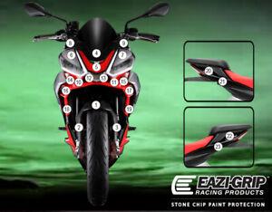 Motorcycle Stone Chip Protection PPF Aprilia TUONO 660 2021+