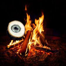 Zero Friction Bow Drill Socket Ball Bearing Block For Bowdrill Kit Firemaking