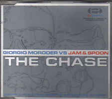 Giorgio Moroder vs Jam&Spoon-The Chase cd maxi single