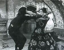 Tom Baker Autographed 8x10 Photo as Rasputin in Nicholas and Alexandra