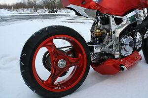 "Bugspoiler CBR Thunder ""Extremebikes"""