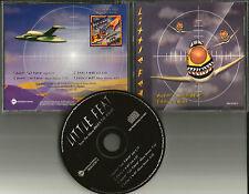 LITTLE FEAT Under the Radar / Eden's Wall RARE EDITS 4 TRX PROMO DJ CD Single