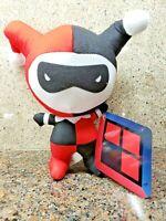 NEW Harley Quinn Chibi Plush Toy Doll Figure DC Comics Batman Justice Leaque