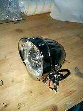 Harley Davidson Headlight Chrome 12 Cm