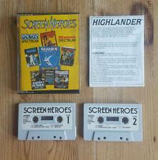 Screen Heroes Game Collection - Ocean - Spectum