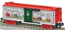 S Guage - American Flyer 2012 Holiday Boxcar