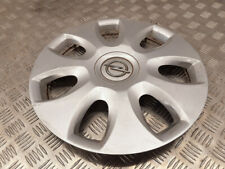 Opel Corsa D 2008 R15 wheel hub cap cover trim 13265184