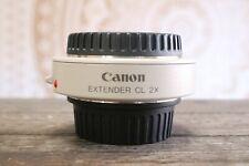 Canon EXTENDER CL 2X, VL EX, Pouch, MINT, SB113