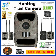 3G Trail MMS SMS Camera Home Security Hunting Digital Scouting Camera AG-890WG