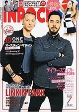 INROCK Jul 2014 7 Japan Music Magazine Austin Mahone IL DIVO LINKIN PARK