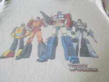 TRANSFORMERS VERY COOL HARD TO FIND TEE SHIRT MEDIUM TRANS FORMERS