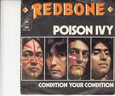 """45 T SP   RED BONE  """"POISON IVY"""""""