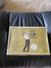 New listing ⛳️1960's Gates Brand Gene Littler Full Mint Dozen GolfBalls-Scarce-guide$30/ball