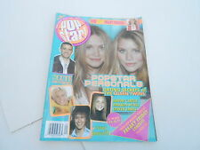 SEPT 2003 POP STAR! teen  magazine JUSTIN TIMBERLAKE - OLSEN TWINS