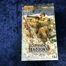 """BBI WWII 1/6 US Army Bazookaman Private First Class  """"Lefty McGill' Winter Gear"""