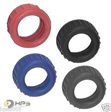 Manometer Vakuumeter Gummi Schutzkappe in verschiedenen Farben