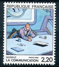STAMP / TIMBRE FRANCE NEUF N° 2507 ** BANDE DESSINEE / GIRAUD MOEBIUS