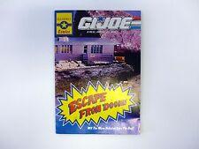 GI JOE ESCAPE FROM DOOM CATALOG Vintage Brochure Booklet COMPLETE 1990