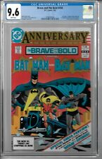 Brave and the Bold # 200 CGC 9.6 WP 1at app of Katana, 1st app. of Batman & the