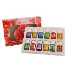 12 pcs Essential Oils for Aromatherapy Spa Bath Massage Skin Care Fragrance Oil