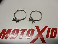 1998 YAMAHA RT 180 RT180 FRONT FORKS CLAMPS FORK GUARD CLAMP OEM MOTOXID
