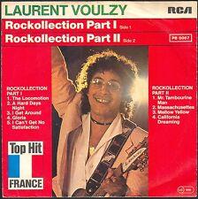 LAURENT VOULZY ROCKCOLLECTION  Allemagne / GROS PLAN 45T SP RCA TOP HIT PB 8067
