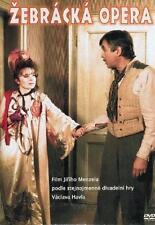 Zebracka opera 1991 Czech Drama Jiri Menzel,Libuse Safrankova DVD All