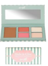 Barry M Hide & Chic Bronzer, Blusher & Highlighter Palette - 17.2g