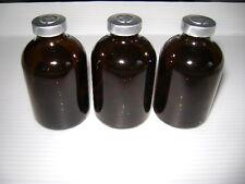 5 X 50ml GLASS VIALS STERILIZED USING A MILLENIUM B2 AUTOCLAVE (HCG)