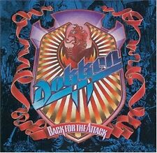 Dokken Back for the attack (1987) [CD]