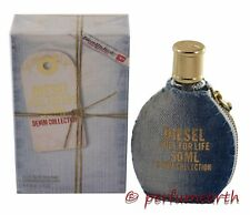 DIESEL FUEL FOR LIFE DENIM COLLECTION 1.7 OZ EDT SPRAY FOR WOMEN NEW IN A BOX