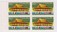 (PIE-33) 1975 Nauru 50c 5th pacific conference MUH (B)
