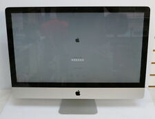 "AS-IS Apple iMac 27"" Desktop  2010 LOCKED...."