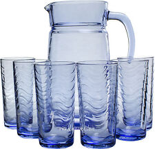PASABAHCE - Set Caraffa Con 6 Bicchieri Bibita