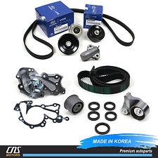 Complete Timing Belt Kit HNBR & Water Pump Fits 06-10 Santa Fe Optima Rondo 2.7L
