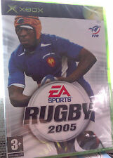 "JEU XBOX ""RUGBY 2005"" (FFR) EA SPORTS NEUF SOUS BLISTER"