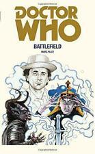 Livres de fiction Doctor Who poche en science-fiction