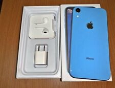 USED Apple iPhone XR 64GB Blue - Factory Unlocked, Complete