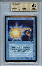 MTG Legends Force Spike BGS 9.5 Gem Mint Magic card 2438