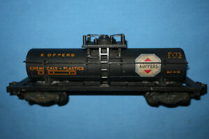 American Flyer #912 Koppers Chemicals Tank Car