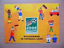 WORLD CUP 2006- GERMANY 2006 DEUTSCHLAND: Sport Postcard
