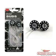 Genuine DCI VOLUME CONTROL ear buds earbuds headphones for MP3 ipod