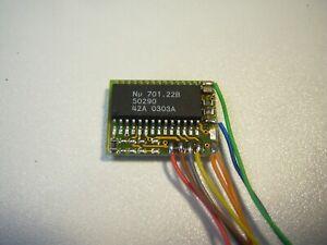 MÄRKLIN 603462, 50290, 42A0303A,FX-Kleinstdecoder, Neuware