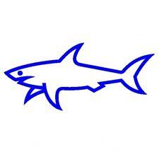 Paul & Shark - Adesivo Prespaziato - Colore Blu - 10cm