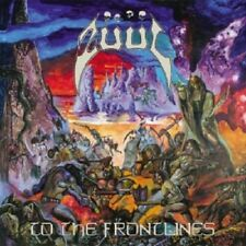 ZUUL - TO THE FRONTLINES  CD HEAVY METAL HARD ROCK  NEW+