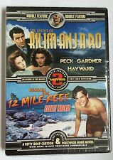 THE SNOWS OF KILIMANJARO/BENEATH THE 12 MILE REEF- DOUBLE FEATURE DVD Sealed NEW