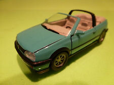 SCHABAK 1006 VW VOLKSWAGEN GOLF 3 CONVERTIBLE  - GREEN 1:43 - EXCELLENT